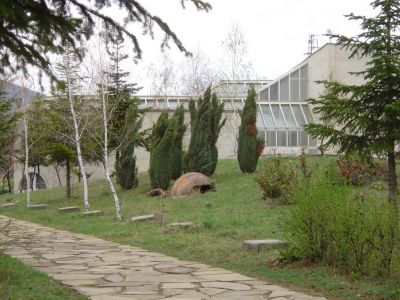 "Archaeological museum ""Veliki Preslav"" - AM Veliki Preslav"