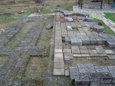 Cross - domе church - AM Veliki Preslav