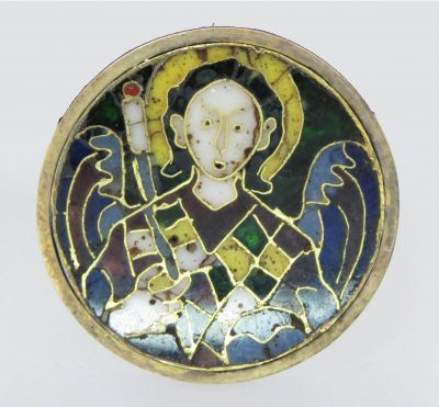 """EXHIBITION  """"FROM LOUVRE  TO PRESLAV. THE ART OF BYZANTIUM"""" 1"""