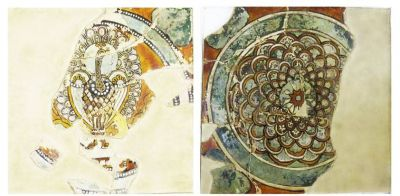 """EXHIBITION  """"FROM LOUVRE  TO PRESLAV. THE ART OF BYZANTIUM"""" 2"""