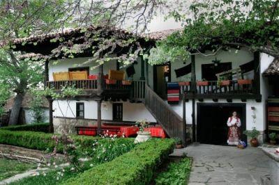 "Ethnographic ""Kartalova"" house 1"