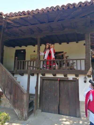 "Ethnographic ""Kartalova"" house 8"