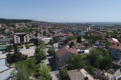 The new town - AM Veliki Preslav